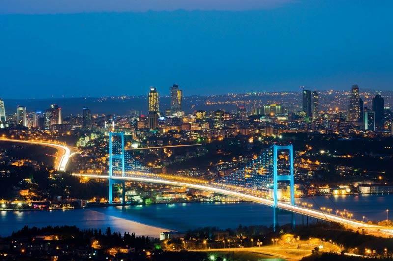 Los puentes de Estambul: El Estrecho del Bósforo