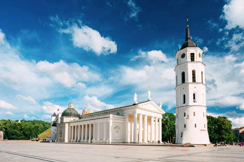La Catedral de Vilna