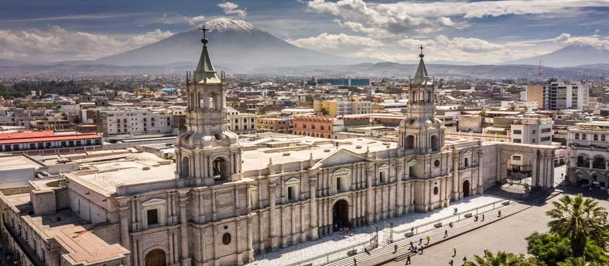 festividades más importantes de Arequipa, Perú