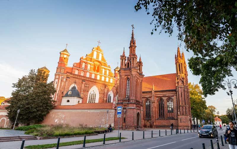 Iglesia de Sant'Anna