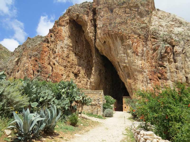 Cueva Mangiapane de Custonaci