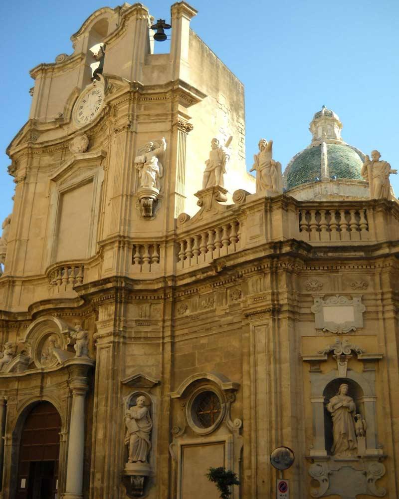 Iglesia de las Santas Almas del Purgatorio